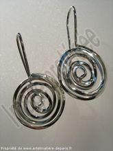 Boucles d'oreilles - créa4.3